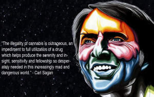 marijuana quote carl sagan