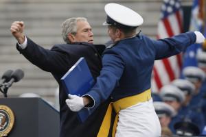 Presidential Inebriation: George W. Bush Drunk At A Wedding Reception ...