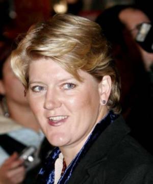 Clare Balding ?