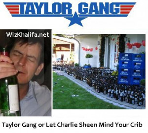 Taylor Gang charlie sheen 300x271 Wiz Khalifa Quotes