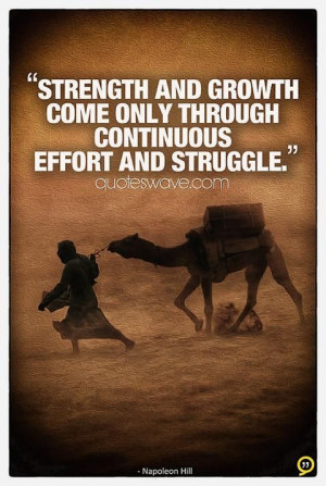 effort quotes strength quotes growth quotes