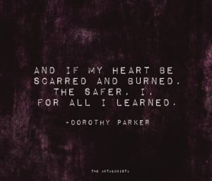 Dorothy Parker quote