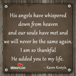 Our Angels In Heaven Quotes I wish for you heaven and all