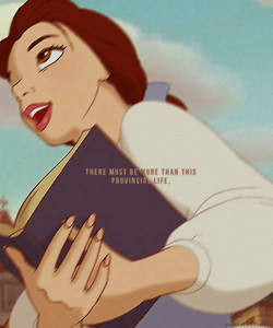 Disney Princess Belle Quotes Belle disney princess i