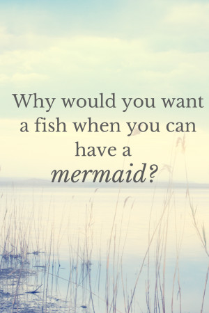 Quotes About Mermaids Beauty Quote Mermaid Curse
