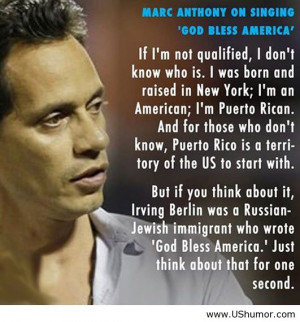 Marc Anthony's quote #8