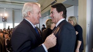 For the record: Brian Mulroney on Pierre Karl Péladeau and the PQ