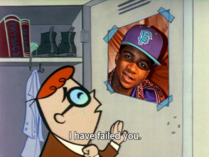 LOL swag humor dexter lil b based god thank you based god