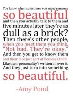 ... pond on beauty, this was a tough decision, but this quote is perfect