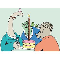 three_dinosaurs_sitting_at_a_table_w_greeting_card.jpg?height=250 ...