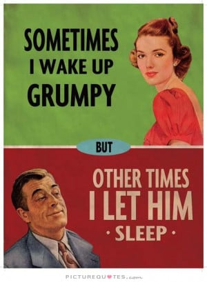 Waking Up Funny Quotes