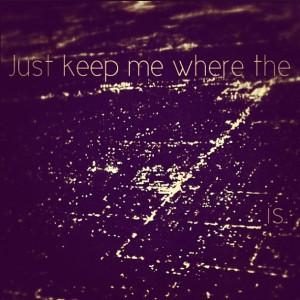above, big, city, city lights, everywhere, john mayer, lights ...