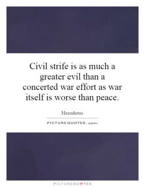 Civil Quotes