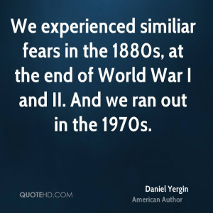 End of World War II Quotes