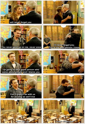 Boy Meets World, Goodbyes to Mr. Feeny -- aka