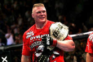 brock lesnar is not coming back brock lesnar is not fighting i mean ...
