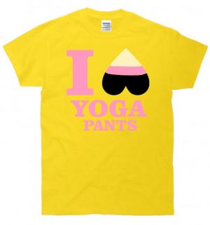 Heart Love Yoga Pants Shirt