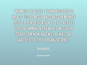 Heartfelt Thank You Quotes