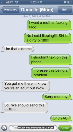 Funny Dirty Texts