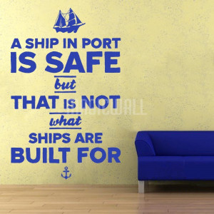 Home » Vintage Nautical and Ship Inspirational Quotes
