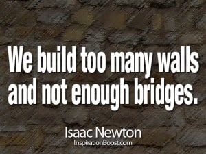 Isaac Newton Famous Quotes Picture