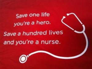 National Nurses Week – Take time to thank a nurse, if she has the ...