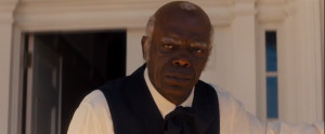 ... and winning the NBR, for portraying Calvin Candie in Django Unchained