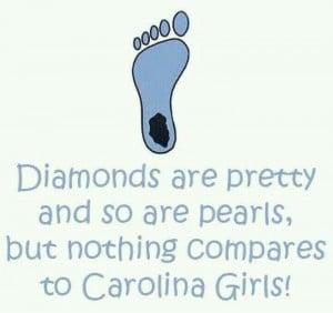 Carolina Girls!!!