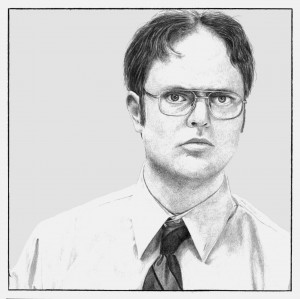 Dwight Schrute Fact Quotes