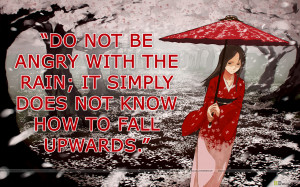 Sad Wallpaper Rainy Day Quotes