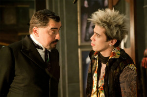 The Sorcerer's Apprentice: Alfred Molina & Toby Kebbell