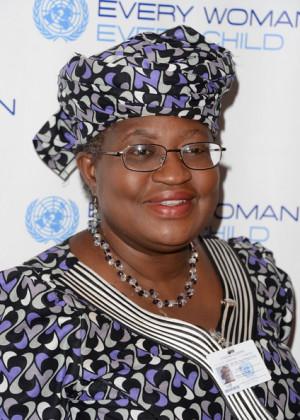 Ngozi Okonjo Iweala Economist ngozi okonjo-iweala