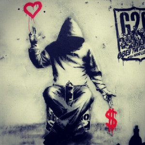 for the love of money # graffiti # art # love # money # quotes ...
