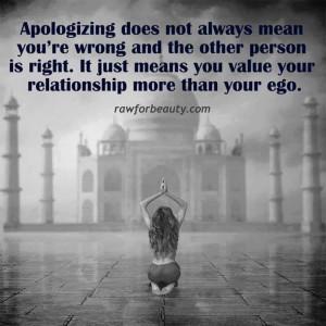 Do you value friendship or ego?