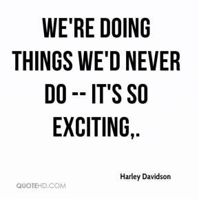 Harley Davidson Top Quotes