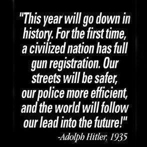 hitler s anti gun quote