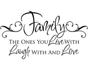 quotes in spanish about family Family, the one you live