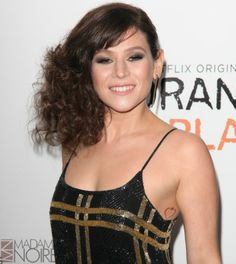 OITNB #OITNBseason2 Yael Stone as Lorna Morello @OITNBNews More