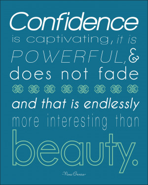 quotes about beauty confidence and girl quotesgram