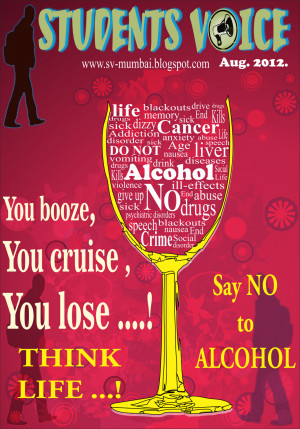 Say No to Alcohol Quotes