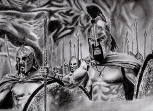 300 - King Leonidas by PointElement