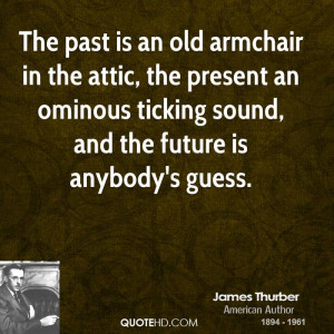 ... present an ominous ticking sound, and the future is anybody's guess