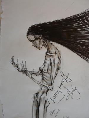 Bulimia Nervosa - are you pro? by Yewdon-Lhamo