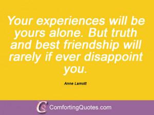 Anne Lamott Writing Quotes