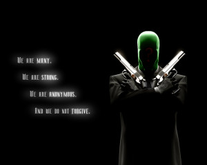 Anonymous India Hackers Wallpapers