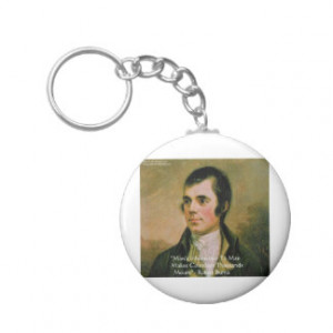 Robert Burns Quotes Gifts - Shirts, Posters, Art, & more Gift Ideas
