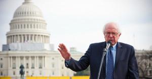 The video below is of Bernie Sanders in Iowa City on 30 May 2015.