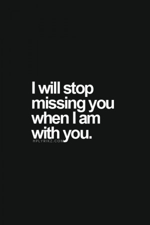 damn simple & accurate!!! I miss you so much when we are apart!!! You ...