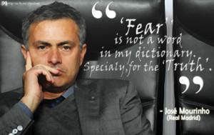funny jose mourinho quotes