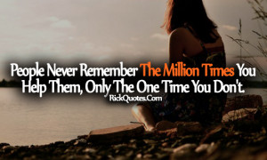 Lonely Girl With Quotes Rick kang 0 comments. life
